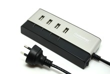 SAA approved 4.5A 5v au travel charger, home usb charger for iphone6, ipad4 and samsung galaxy S5