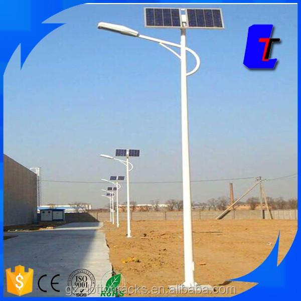 Уровень Защиты IP65 солнечный уличный свет полюс