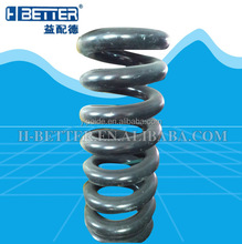 earth moving machinery excavator recoil spring