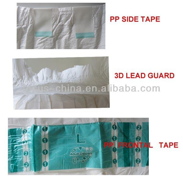 diaper sample Adult