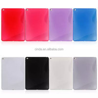 New Soft S-Line TPU Gel Case for Apple ipad air2 ipad6