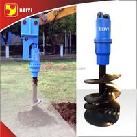 hydraulic rotary piling rig