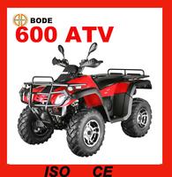 2015 New 600CC Quad for Adults EEC Road Legal ATV