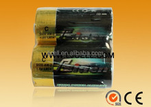 1.5V C size LR14 alkaline dry battery made in China
