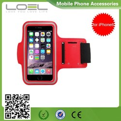 Top Quality Wholesale Price Waterproof Sports Armband Case for iPhone 6