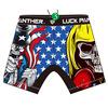 Polyester Sublimated Customized MMA Shorts