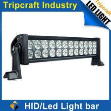 Popular! 72W LED OFFROAD LIGHT BAR led 4x4 accessories Led Light Bar automobile