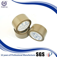 Bopp brown packing tape for Canton Sealing