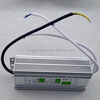 No Flicker no noise 80W waterproof led driver 24V LED power supply