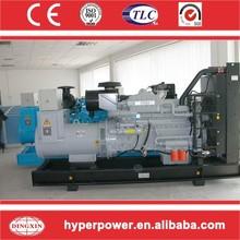 Britain Diesel Silent type Generators 1000 kva 4008tag2a