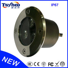 outdoor round 24w led underground light from Factory