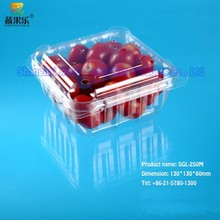 SGL-250M fruit container/disposable fruit tray/blister fruit packaging