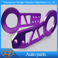 Colorful Aluminum Racing Front Rear tow hook