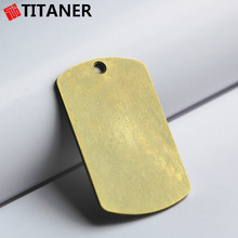 portable titanium smart id tag engraved tags dog tags for pets personalized