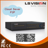 LS VISION H.264 Real time D1 DVR support 3G&WIFI&PTZ&VGA&Audio 32ch dvr stand alone h.264 dvr with hdmi