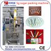 Shanghai manufacturers best price Automatic Sachet Sugar /stick sugar Packing Machine