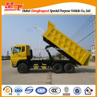 Best price dump truck 8-18 ton loading capacity for factory direct sales