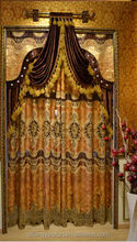 2014 china wholesale ready made curtain,indian style curtains