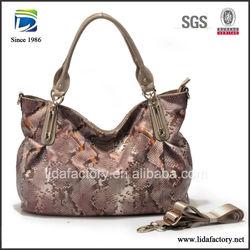 Durable new design paper straw crocheting handbag shoulder bag