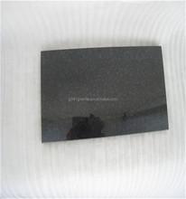 G684 Black Granite Flamed+Brushed Outdoor Paving Tile