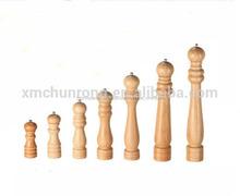 Bambú molino de pimienta y salero, molinillo de pimienta, madera pimienta molino triturador