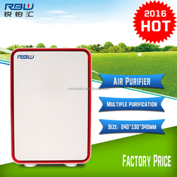 New face electronic Air Purifier/air cleaner manufacturersfor home using
