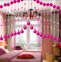 AAA2015 Fashion Chandelier crystal beaded curtains