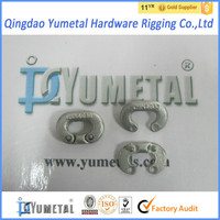 Cast Galvanized Chain Connecting Link Oval Shaped Missing Link in Rigging