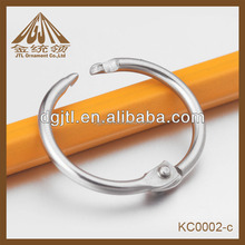 2014 Fashion promotional Hinged Binder Rings