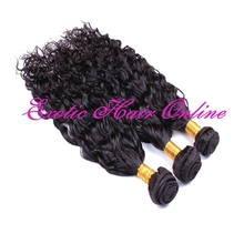 Exotichair queen hair malaysia curly natural name brand wholesale