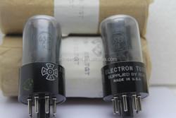 New Original RCA 6SL7 6N9P 6H9C 5 691 ECC35 CV1985