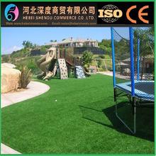 artificial grass for garden with Gravel Base