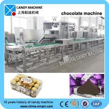 QM300 Mini Chocolate making machine, chocolate bar making machine