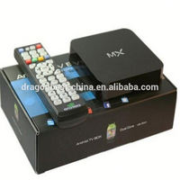 amlogic 8726 mx smart tv box with skype dual core mx android 4.2