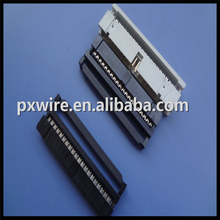 2.54mm 2.0mm 64 pin idc cable connector