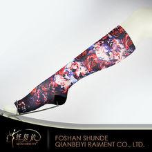 ragazzo calze tubo galassia stampato fare il vostro proprio calze