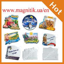 Polyresin fridge magnets, polystone magnet souvenirs