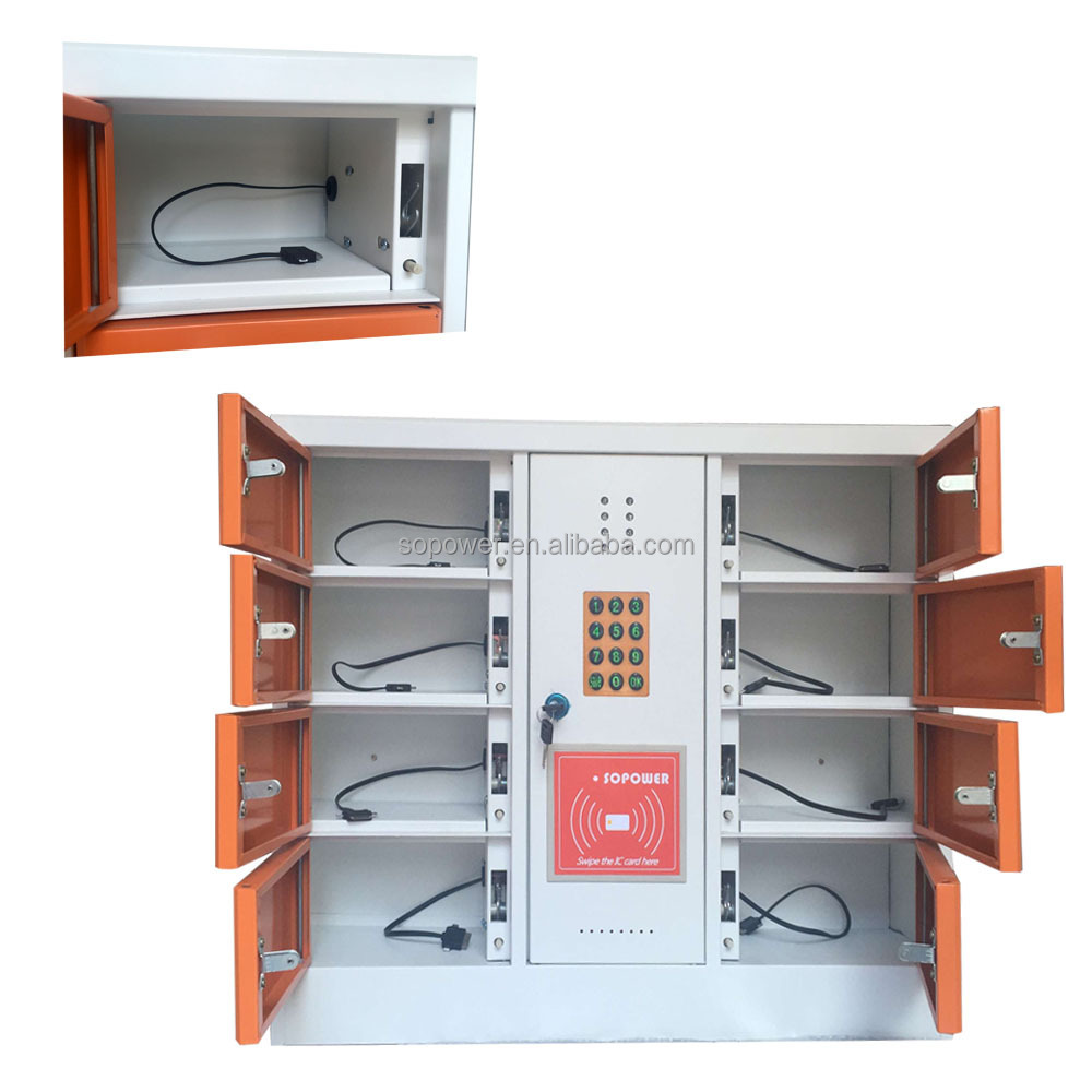 Small Storage Cabinet On Table Top Kiosk Machine For ...