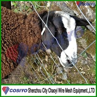 ISO/BV best price hot sales 2015 new corrosion resistance galvanized hinge joint cattle fence