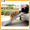 Luxurious foldable pet loading ramp