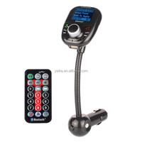 BT002 electric car kit instructions car mp3 player fm transmitter usb mp3 adapter car kit