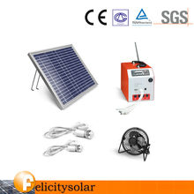 easy-to-use best portable solar power generator for homes
