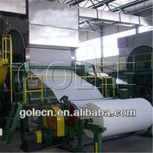 Hot sale new condition toilet tissue paper making machine /paper machine price