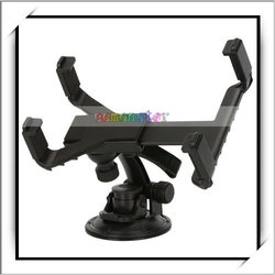 HOT! Black Car Mount Holder For iPad/GPS/DVD/TV with Suction -87001864