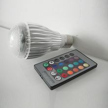 rgb amusement smd 5050 pixel led light bulb