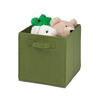 Folding storage box 100% polyester ikea storage case kids toy box