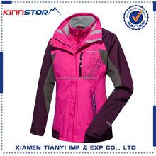 Impermeable chaqueta goretex tela de gama alta de desgaste exterior