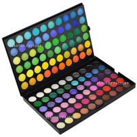 Beauties Factory 120 Color Eye Shadow Palette - #1 Essentials