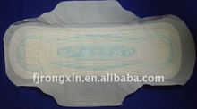 2015 newly design products for women health and beauty WINGS anion sanitary Napkin