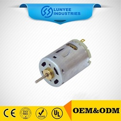 Iso certificated for massager micro motor